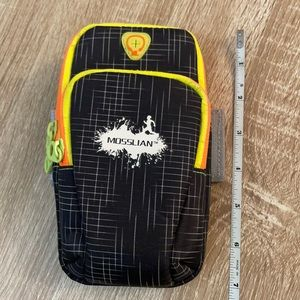 Electronics/Phone Carrying Pouch w/Armband